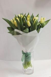 Букет №10 из тюльпанов